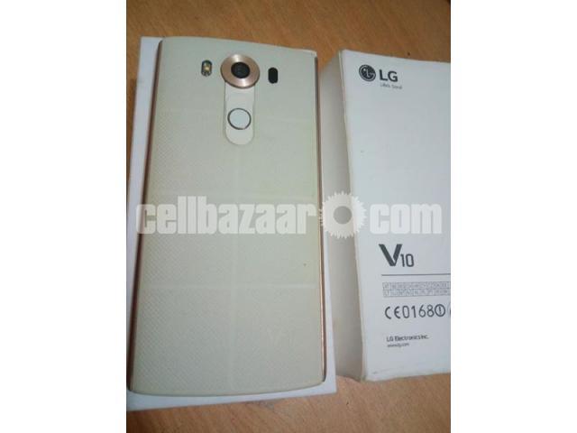 LG V10 4GB RAM 64GB ROM ORIGINAL  NEW FULL BOX - 4/5