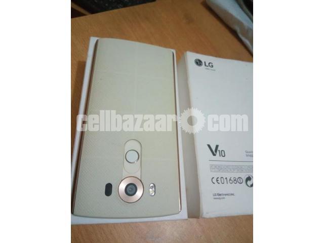LG V10 4GB RAM 64GB ROM ORIGINAL  NEW FULL BOX - 5/5