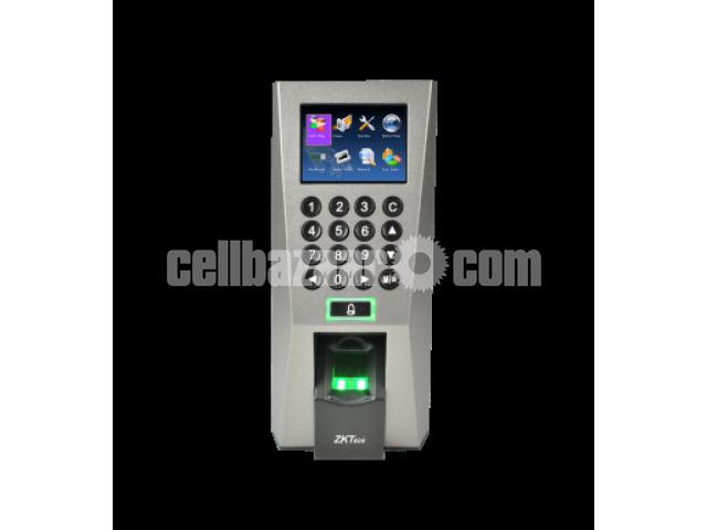 Zkteco F18 Fingerprint access  control - 1/1