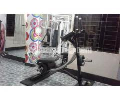 Gymnasium Accessories full set