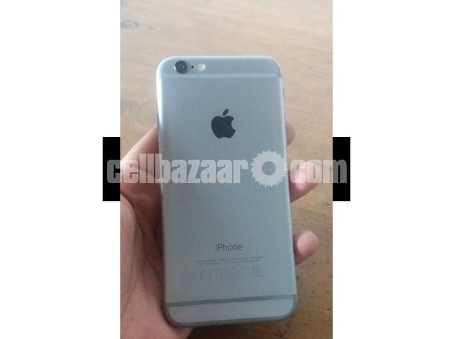 Brand new Iphone 6 16 GB Grey New unused Full boxed - 1/5