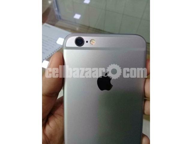 Brand new Iphone 6 16 GB Grey New unused Full boxed - 5/5