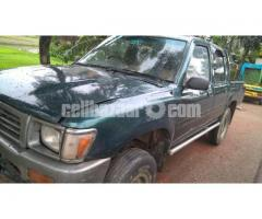 Toyota Hilux Double Cabin Pickup 97 Model