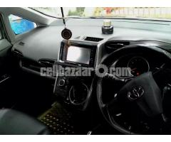 Toyota Wish 2012 Black 7 seater