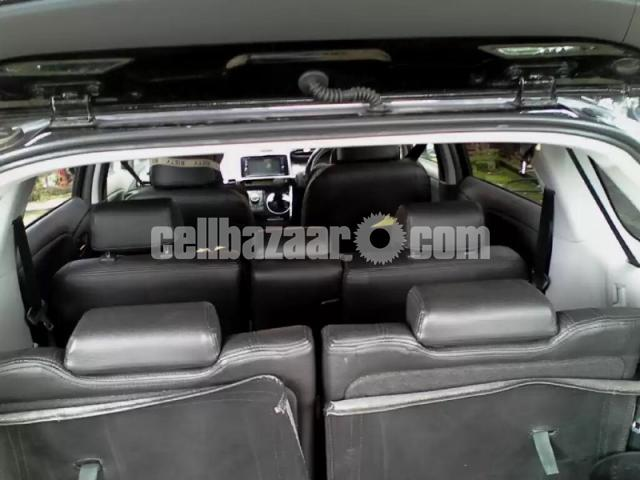 Toyota Wish 2012 Black 7 Seater Sitakunda Cellbazaar Com Buy