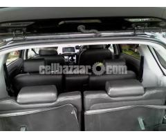 Toyota Wish 2012 Black 7 seater