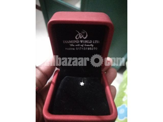Diamond nose pin - 1/1