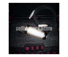 Samson C01 Condenser Mic,  Pop Filter,  Stand