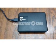 2TB Portable HDD (2 years warranty)