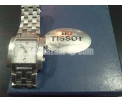 Original Tissot 1881 Chronograph watch