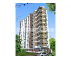 970 sft Corner Ready Apartment @ Cantonment