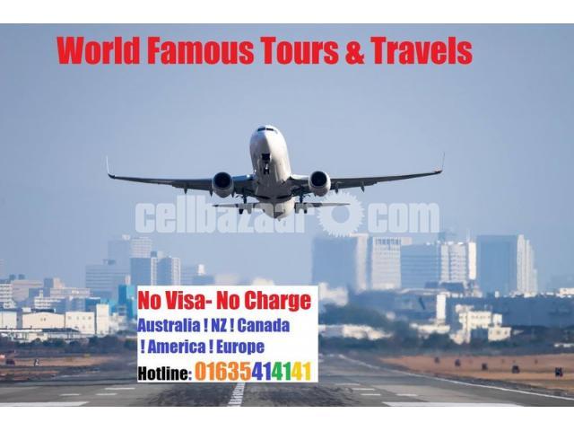 No Visa- No Charge!! - 1/1