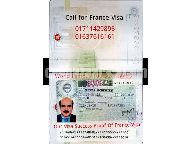 France Visa success!!! - 1/3