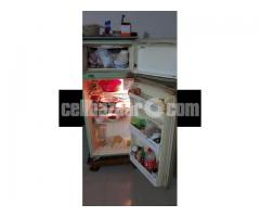 Sharp Fridge (Made in Japan) For Sale.