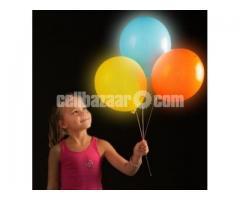 Light up ballon