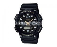 WW0027 Original Casio Tough Solar Dual Time Watch AQ-S810W-1BV