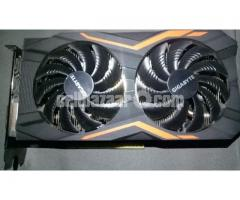 Gigabyte G1 Gaming GTX 1050Ti 4GB DDR-5