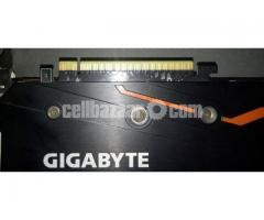 Gigabyte G1 Gaming GTX 1050Ti 4GB DDR-5
