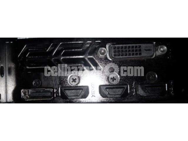 Gigabyte G1 Gaming GTX 1050Ti 4GB DDR-5 - 3/4