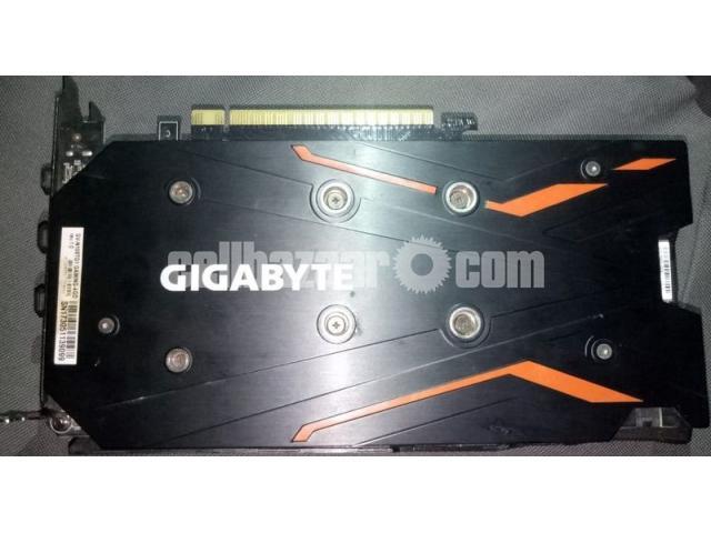 Gigabyte G1 Gaming GTX 1050Ti 4GB DDR-5 - 4/4