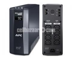 APC Power saving Back-UPs Pro 900