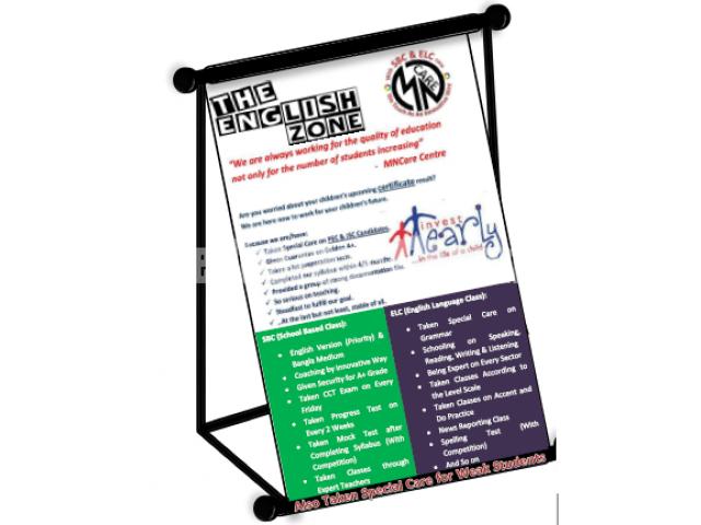 Science & Math Teacher, Class – 4 to 9 - 4/4