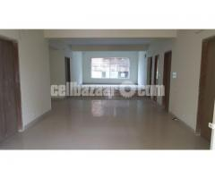 2555 SQF Brand New Fully Completed Single unit Flat in Uttara