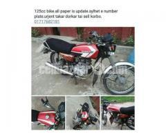Honsan motorcycle