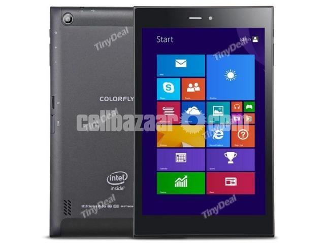 colorfly i1818 series w3g Notebook - 1/4