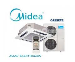Midea 3 Ton Cassette /ceilling Type AC.