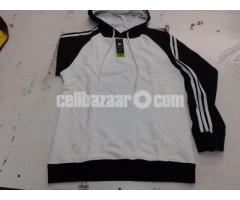 Hoodie Jacket And all kinds of garments equipment