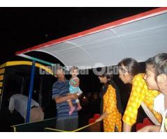 Western Express Train | Amusement Park Manufacturer In bangladesh
