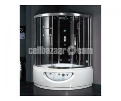New Steam Shower & bathtub (Full Set), Price negotiable.