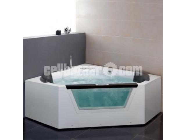 Full New Massage Bathtub (Price Negotiable) - 1/5