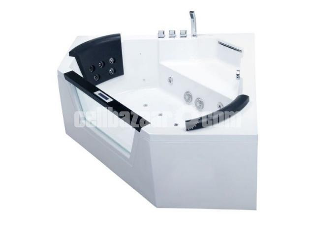 Full New Massage Bathtub (Price Negotiable) - 3/5