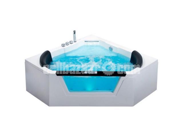 Full New Massage Bathtub (Price Negotiable) - 4/5