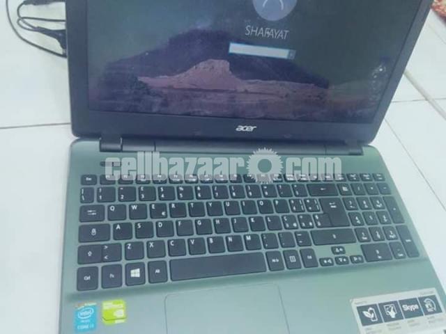 Acer Aspire E 15 - 1/2