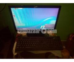 Complete Desk Top PC (Scond hand) [পুরানো ডেস্কটপ কম্পিউটার]