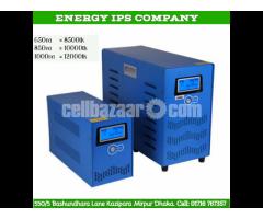 Energy IPS 1000 va Pure Sine wave & DSP Technology