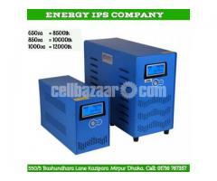 ENERGY IPS 650va Pure sine wave & Dsp Technology