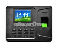 Fingerprint, RFID card time attendance system