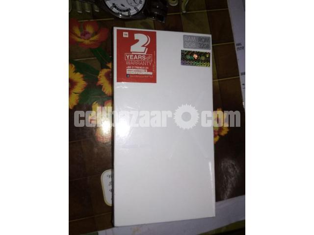 MI Redmi 4x white+Gold - 2/4