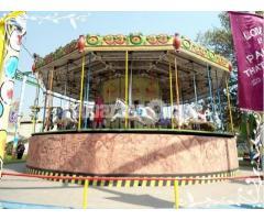 Merry Go Round | Amusement Park Manufacturer In bangladesh
