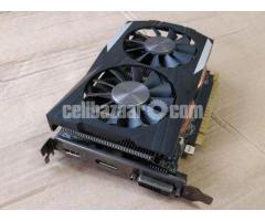 Zotac GTX 1050ti OC 4GB