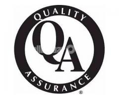 Trainee Officer, Quality Assurance