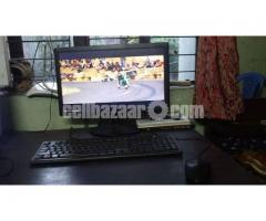 Asus motherboard Core i3 desktop
