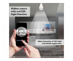 Deluxe IPC-T9813-Q8 1.3MP 960p Bulb Wifi IP CC Camera