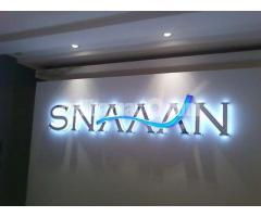 Acrylic LED Signboard Design