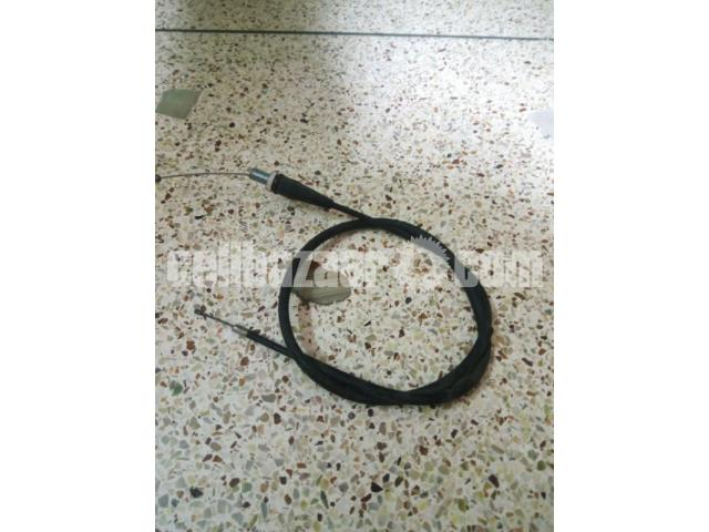 Accelerator cable for Lifan xl 150 cc - 1/1