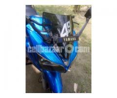 Yamaha Fazer Bike for sale